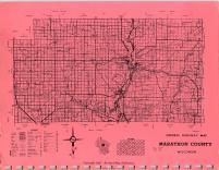 Map Image 045, Marathon County 1965